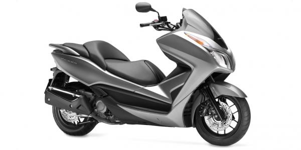 rent a Honda Forza 300 at Bike Station Las Palmas