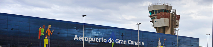 Travel info Gran Canaria arrival & departure, airport transfers, currency & time difference